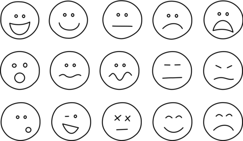 emotions 2400px coloring page